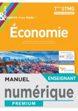 Enjeux et Repères Économie Terminale STMG - Manuel numérique enseignant - Éd. 2020