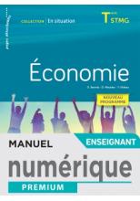 En situation Économie Terminale STMG - Manuel numérique enseignant - Éd. 2020