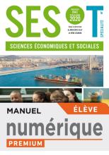 SES Terminale - Manuel numérique élève Premium - Ed. 2020