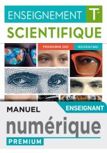 Enseignement Scientifique Terminales - Manuel numérique professeur premium - Ed. 2020