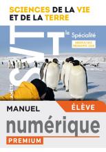 Planète SVT terminales spécialité - Manuel numérique élève premium - Ed. 2020