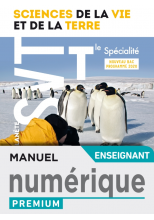 Planète SVT terminales spécialité - Manuel numérique professeur premium - Ed. 2020