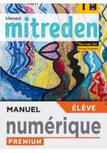 Mitreden terminales - Manuel numérique élève Premium - Ed. 2020