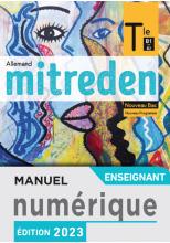 Mitreden terminales - Manuel numérique professeur premium - Ed. 2020