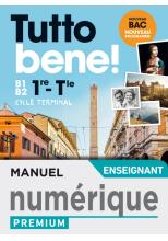 Tutto Bene! Première/Terminale - Manuel numérique professeur premium - Ed. 2020