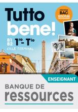 Banque de ressources Tutto Bene! Première/Terminale - Ed. 2020