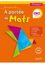 Le Nouvel A portée de mots - Français CM2 - Manuel numérique simple enseignant - Ed. 2017