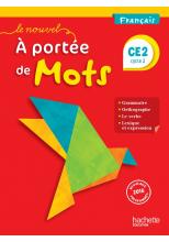 Le Nouvel A portée de mots - Français CE2 - Manuel numérique simple enseignant - Ed. 2017