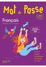 Mot de Passe Français CM1 - Manuel numérique simple version enseignant - Ed. 2017
