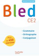 Bled CE2 - Manuel numérique simple version enseignant - Edition 2017