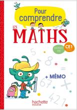 Pour comprendre les maths CE1 - Fichier numérique enseignant - Ed. 2018