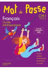 Mot De Passe Francais Cm1 Livre Eleve Ed 2017 30