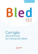 Bled CE2 - Corrigés - Edition 2017
