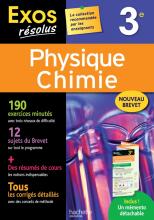 Exos résolus - Physique-Chimie 3e