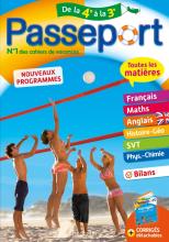 Passeport - Toutes les matières de la 4e à la 3e - Cahier de vacances 2021