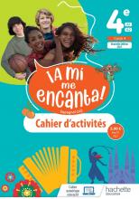 A mi me Encanta 4e - cahier d'activités - Ed. 2021