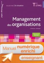En situation Management des organisations Tle STMG - Manuel interactif enseignant - Éd. 2018
