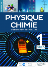 Physique-Chimie 1re STI2D - Livre de l'Elève - Edition 2019