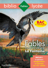 Bibliolycée Fables de la Fontaine Bac 2020 1res technos