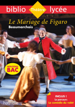 Bibliolycée - Le Mariage de Figaro Beaumarchais - Parcours La comédie du valet