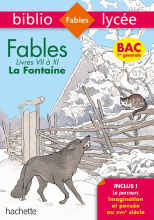 Bibliolycée Fables de la Fontaine Bac 2020 - Séries générales