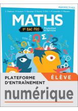 Plateforme d'entrainement mathématiques Perspectives 1re Éd. 2020