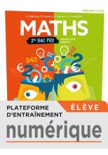 Plateforme d'entraînement mathématiques Perspectives 2de - Éd.2020