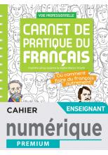 Carnet de pratique du Français - manuel numérique enseignant -  Éd. 2021