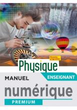 Physique-Chimie terminale Bac Pro - manuel numérique enseignant -  Éd. 2021