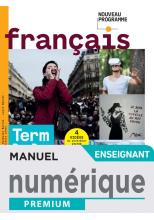 Français terminale Bac Pro - Manuel numérique enseignant -  Éd. 2021