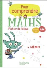 Pour comprendre les maths CE2 - Fichier numérique simple enseignant - Ed. 2020