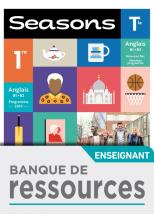 Banque de ressources Seasons 1r/Tle - Ed. 2020