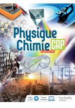 Physique-Chimie CAP - Livre élève - Éd. 2019