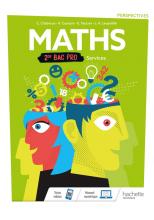 Perspectives Mathématiques 2de Bac Pro Services - Livre élève - Éd. 2019