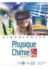 Physique-Chimie 2de Bac Pro - Livre élève - Éd. 2019