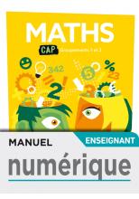 Mathématiques CAP - Manuel numérique enseignant - Éd. 2019