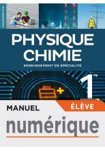 Physique-Chimie 1re STI2D - Livre de l'Elève - Edition 2019