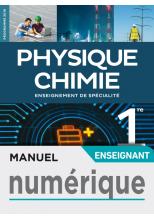 Physique-Chimie 1re STI2D - Manuel numérique enseignant - Éd. 2019