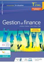 En situation Gestion et Finance Terminale STMG - cahier de l'élève - Éd. 2020