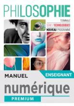 Philosophie Terminale séries technologiques - Manuel numérique enseignant - Ed. 2020