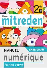 Manuel numérique Mitreden 1ère - Licence enseignant - Ed. 2019