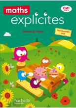 Maths Explicites CM1 - Manuel numérique élève - Ed. 2020
