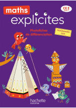Maths Explicites CE2 - Photofiches - Edition 2021