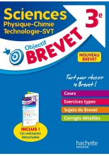 Objectif Brevet Sciences