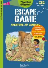 Escape game du CE2 au CM1