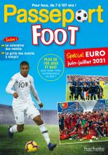 Passeport Foot Spécial Euro juin-juillet 2021