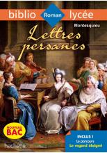 BiblioLycée Lettres Persanes Montesquieu Nouveau BAC