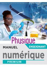 Physique-Chimie 1re Bac Pro - Manuel numérique enseignant - Éd. 2020
