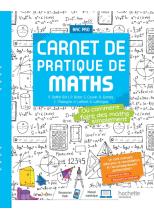Carnet de pratique de Maths - Voie professionnelle -  Éd. 2021