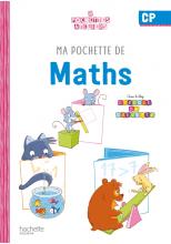 Ma pochette de maths CP - Les Pochettes Ateliers - Pochette élève - Ed. 2021